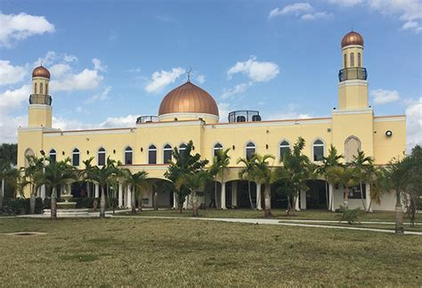 Miami Gardens Masjid by El Islam Se Abre Paso En El Sur De La Florida