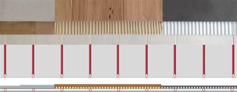 sistema radiante a pavimento isodomus 174 sistema radiante a pavimento a secco per