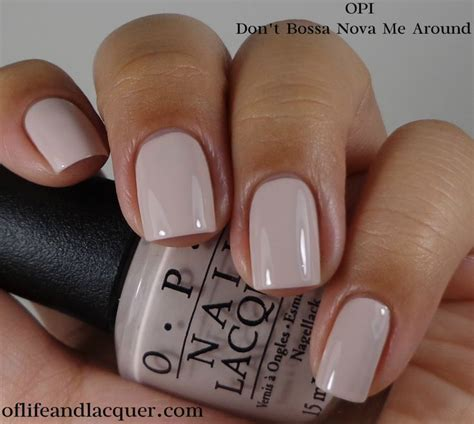 neutral nail colors best neutral nail opi designs 2018 beautiful summer