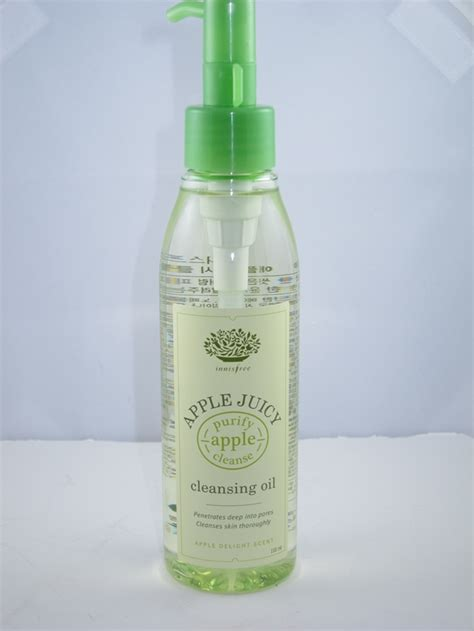 Innisfree Apple Cleansing innisfree apple cleansing review musings of a muse