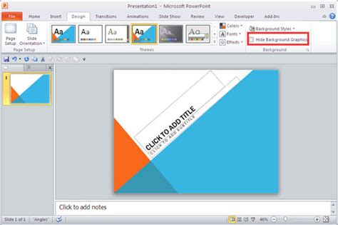 powerpoint templates edit 2010 format slide background in powerpoint 2010 for windows
