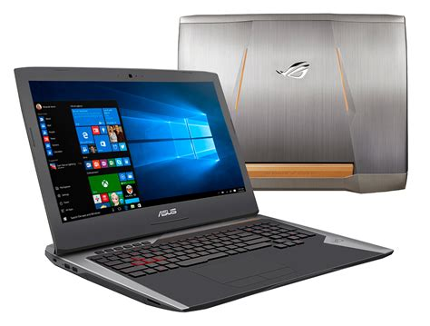 Spek Dan Laptop Asus Amd review dan spek asus rog g752 republic of gamers dinneno