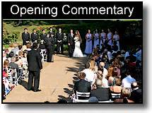 Wedding Ceremony Question Of Intent by Learn How To Create A Wedding Ceremony Order Of Events