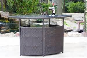 Patio Table Encore Club Patio Furniture Bar Table Bar Height Tables Outdoor Bar