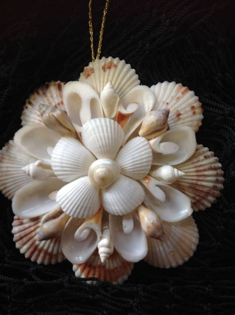 best 25 seashell christmas ornaments ideas on pinterest