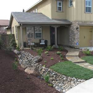 flagstone entryway front yards rivercity landscaping