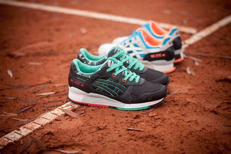 Sepatu Sport Asics Gel Lyte Iii New asics gel lyte iii future camo sports pack 011 sneakers
