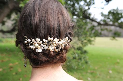 vintage flower wedding hair accessories vintage wedding hair accessories bridal hair pin