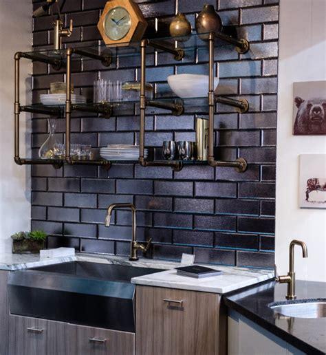 industrial kitchen furniture 2018 kitchen trends for 2018 and beyond design milk