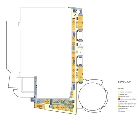 cobo hall floor plan event spaces cobo center detroit michigan