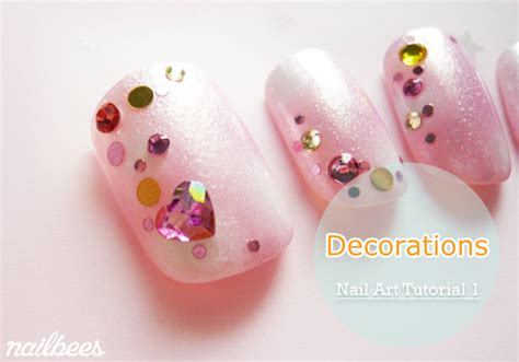 Nail Decorations by Nail Decorations Nailbees