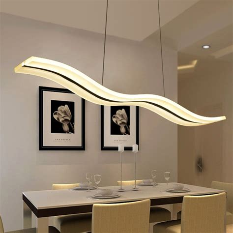 Led Lighting Fixtures Home Led Modern Chandeliers For Kitchen Light Fixtures Home Lighting Acrylic Chandelier In The Dining