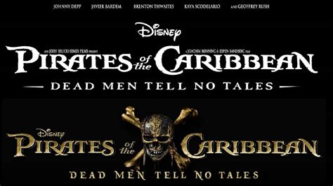Of The Caribbean Dead Tell No Tales Teks Indonesia soundtrack of the caribbean dead tell no tales trailer of the