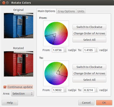 change pattern color gimp tutorial gimp how to replace a color infofreund