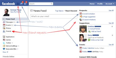facebook chat bar top friends fors the new facebook more efficient or more closed