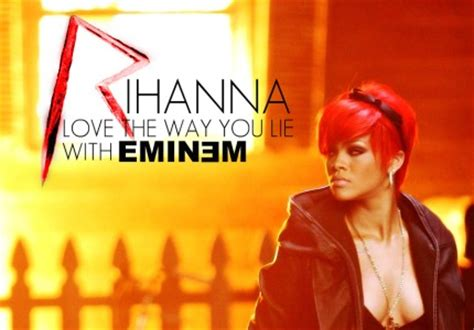 eminem ft rihanna love the way you lie lyrics eminem love the way you lie feat rihanna