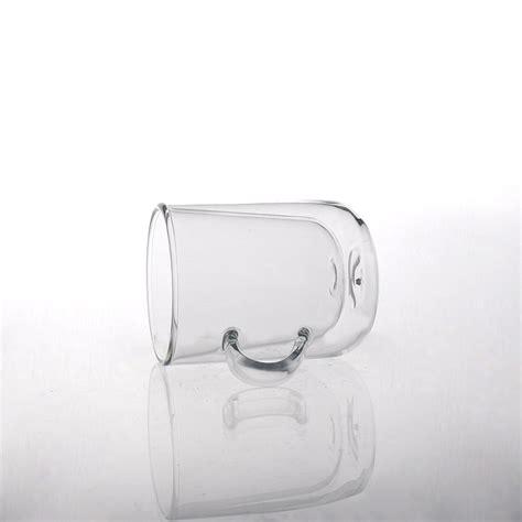 Cup Kaca dinding kaca gelas cawan borosilicate haba tahan kaca mug