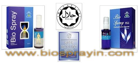 Bio Spray Penyegar Tubuh Alami 4 Pcs biospray agen bio spray distributor biospray plus