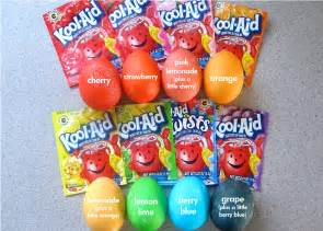 coloring eggs with kool aid kool eggs using kool aid to dye easter eggs