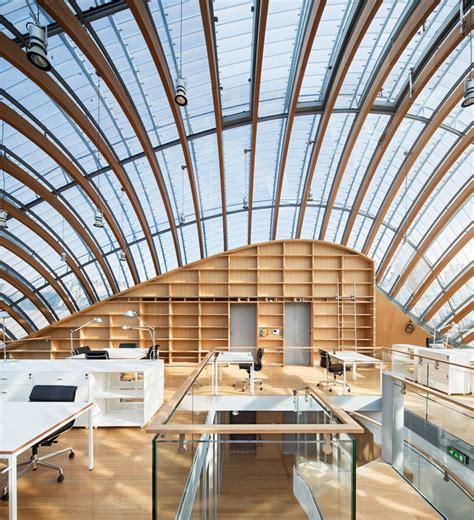 Designboom Renzo Piano | renzo piano infills middle of paris block with pathe