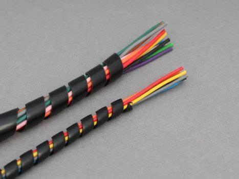 kabel spiral pelindung kabel yang sedang trend saat ini