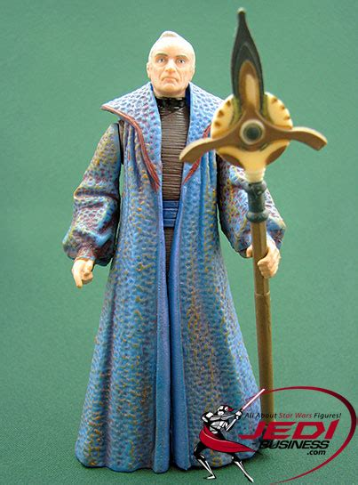 Wars Episode 1 Chancellor Valorum With Ceremonial Staff finis valorum figure with ceremonial staff the episode 1 collection jedibusiness