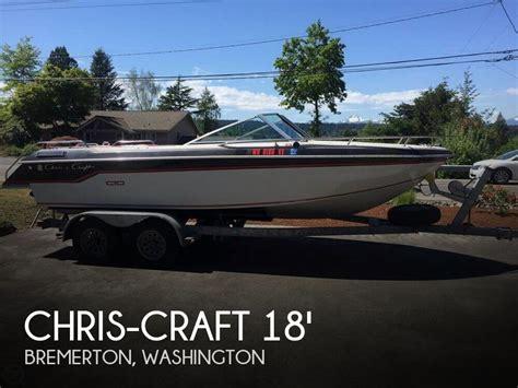18 foot chris craft 18 18 foot motor boat in bremerton - Boat Rental Bremerton Wa