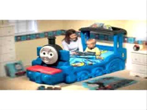 little tikes thomas the train toddler bed thomas the train bed little tikes thomas friends toddler bed box youtube