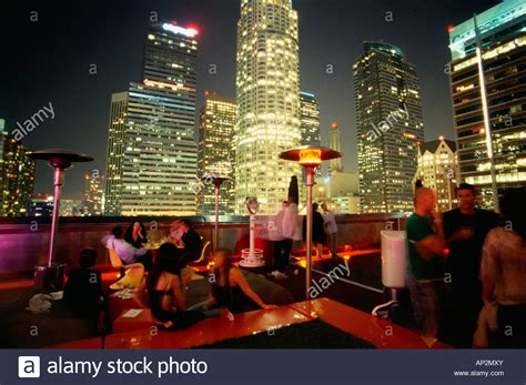 the standard roof top bar rooftop bar hotel the standard downtown l a los
