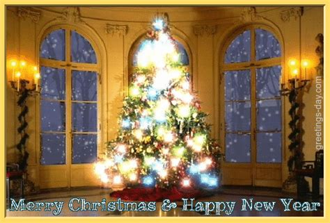 top  merry christmas animated gif cards greeting messages