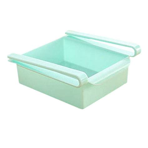 Plastic Storage Box Holder storage box refrigerator container food kitchen organizer