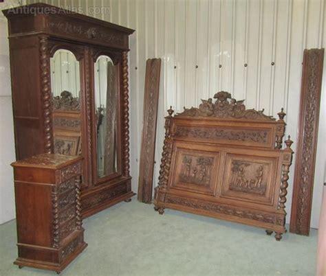 antique french bedroom furniture french carved oak bedroom set antiques atlas