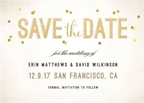 Wedding Invitations From Walmart by Glam And Trendy Personalized Stationary From