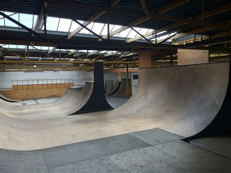 guide to the garage skatepark
