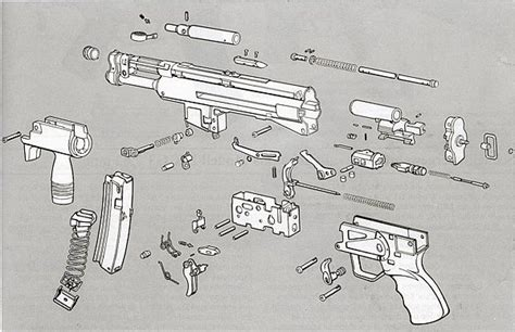 mp5 diagram image gallery mp5 exploded view