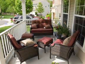 Small Deck Furniture Patio Patio Furniture For Apartment Balcony Small Patio