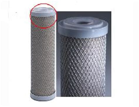 Hausing Filter Nanotec 10 Carbon Active nano silver activated carbon filter cartridge filters ro filters