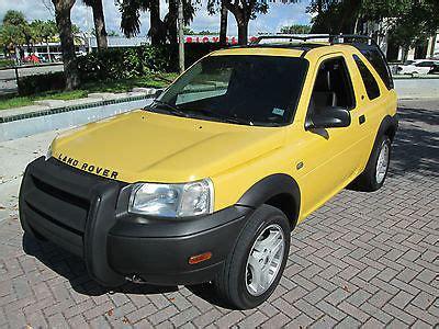 land rover for sale florida land rover freelander florida cars for sale