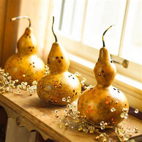 Gourd Ls by 26 Id 233 Es De D 233 Co Automnales Mat 233 Riaux Naturels Pour Maison