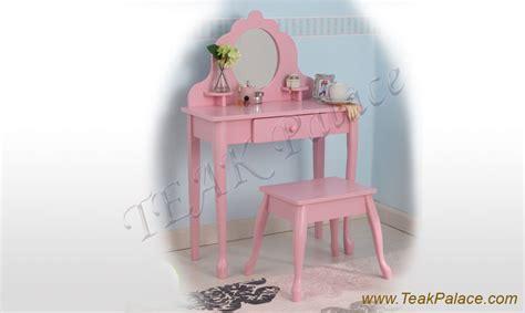 Ikea Hanga Gantungan Baju Kayu Anak 1 Set Isi 5 Wooden Hanger meja rias anak perempuan warna pink harga murah