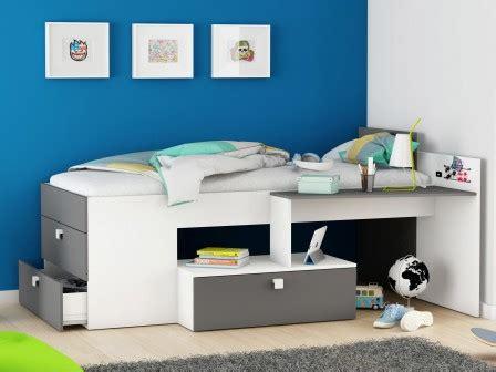 Beau Decoration Chambre Fille Ado #5: .lit_pour_pre_ado_avec_rangement_pas_cher_moderne_m.jpg