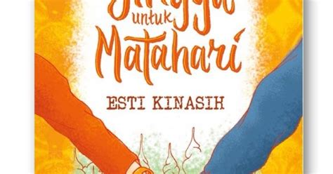 Buku Jingga Untuk Matahari By Esti Kinasih review buku jingga untuk matahari esti kinasih salsa 183 shf