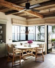 Holly Hunt Interiors Adorable Breakfast Nook Designs