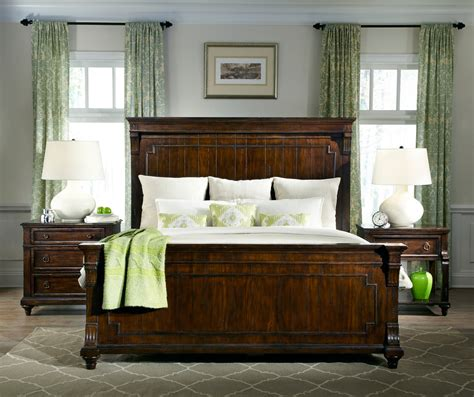 the charleston place panel bedroom collection 16028