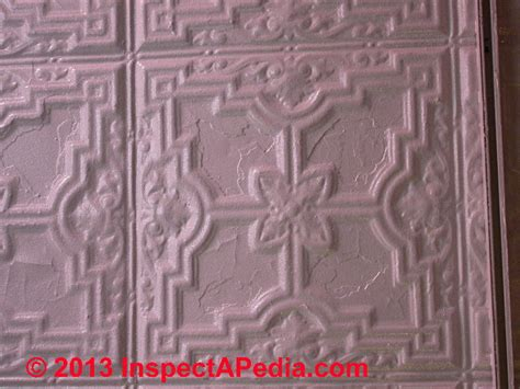 Tin Ceiling History by Aluminum Or Tin Ceilings Pressed Tin Or Embossed Tin Or