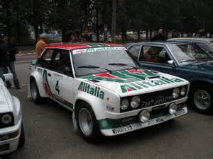 Fiat 131 Abarth Rally Fiat 131 Abarth Rally Alitalia By Franco Roccia On Deviantart