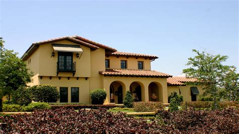modern spanish style homes spanish style home architecture new spanish style homes