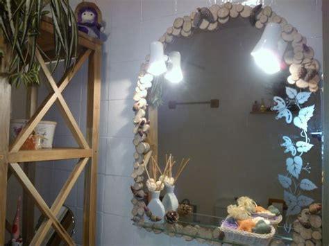 como hacer espejos para bano decorar espejo de ba 241 o