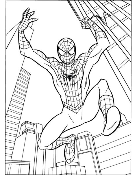 marvel coloring pages spiderman get this printable lego star wars coloring pages online