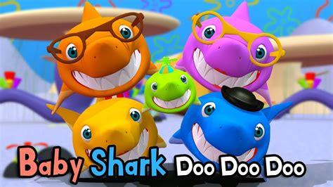 download mp3 baby shark doo doo baby shark doo doo doo animal song kids song 3d